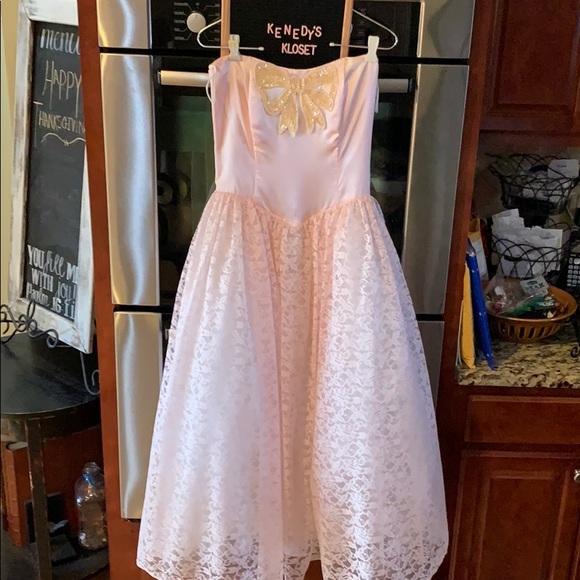 7f2c92f4a7e BNWT Vintage Jessica McClintock Gunne Sax dress